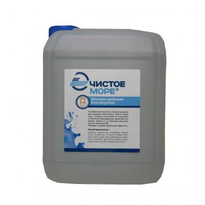 Кислотный гель для очистки и дезинфекции сантехники и кафельной плитки